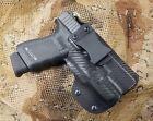 Gunner's Custom Holster Fits Glock 19 23 25 32 Olight PL-MINI 1 / 2 Valkyrie