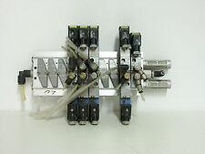 Festo Ventilinsel PRS1/8 10-B mit MVH 5-3G 1/8 B 30477 & MVH 5 1/8 B 19779