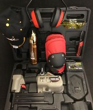 Porter Cable Cordless Nailer Bn200V12, Preowned,Free Extras,Fast Ship