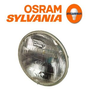 For BMW E30 E21 318i Sealed Beam Headlight Halogen High/Low Beam Osram-Sylvania