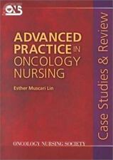 Advanced Practice in Oncology Nursing: Case Studies and Review-ExLibrary