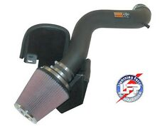 K&N 57-1538 HIGH FLOW PERFORMANCE COLD AIR INTAKE 04-09 DODGE DURANGO V-8 4,7L