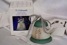 "Mint Vintage 1993 Gobel Hummel Christmas Bell ""Celestial Musician"" Orig. Box"