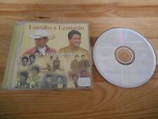 CD Ethno Leandro e Leonardo - Sonho Por Sonho (14 Song) EASTWEST / WARNER MUSIC