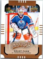 GRANT FUHR 2015-16 Upper Deck MVP SP #169 ($0.75 MAX SHIPPING)
