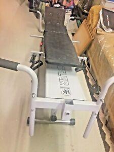 Kettler Fitness Gerät Ganzkörpertrainer Trainer Trainings Bank Kraftstation