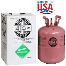 R410a, R-410a R 410a Refrigerant 25lb tank. New Factory Sealed MADE IN USA!!!