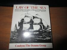 LAW OF THE SEA Kenneth Simmonds Erwin Surrency Cassettes Impact Convention Resea