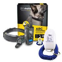 Dogtra ARC HANDSFREE Remote Dog Training Collar + Teacher's Pet Click Trainer