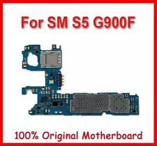 Original Motherboard Samsung Galaxy S5 G900F Logicboard Mainboard Hauptplatine