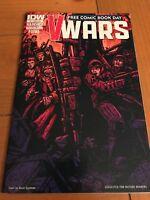 V-Wars #0 FCBD (2014) IDW