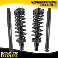 2007 - 2009 GMC Envoy Quick Complete Struts w/ Coil Springs & Rear Shocks