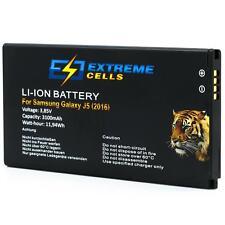 Extremecells Batterie pour Samsung Galaxy j5 (2016) sm-j510x Pile Accu eb-bj510