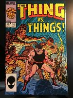The Thing Volume 1 #16 October 1984  Marvel Comics Stan Lee