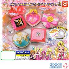 Pretty Cure All Stars Precure compact mirror collection vol.2 x5 pcs Set BANDAI