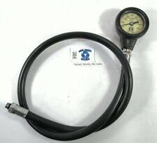Us Divers 4000 Psi Spg Submersible Pressure Gauge 4,000 Scuba Dive Vintage #384