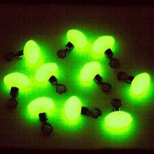 20 x 2.5 mm Fladen Blanc /& Vert Lumineux Muppets assortiment de 40 lumineux perles.