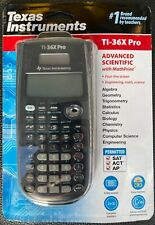 Texas Instruments TI-36X Pro Scientific Calculator Advanced **Brand New**Sealed*