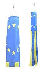 Europäische Union Eu Flagge Nylon 5' Windsack