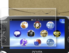Sony Playstation PS Vita Screen protect Glass Film 0.26mm for PCH-1000 Japan
