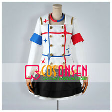 The Idolmaster Movie Beyond the Brilliant Future Cosplay Costume All Size