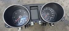 VW Golf MK6 2008 - 2013 1.6 TDI Manuale Strumento Cluster Orologi 5K7920970A