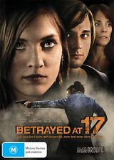 Betrayed At 17 (DVD) - AUN0235