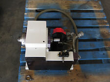 ACROLOC CNC VERTICAL MILL FANUC MOTOR ROTARY TABLE INDEXER