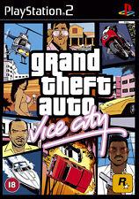 Grand Theft Auto GTA Vice City PS2 playstation 2 jeux games spelletjes 1146