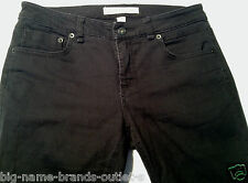 EUC - RRP $149 - Womens Stunning Country Road Black Stretch Jeans