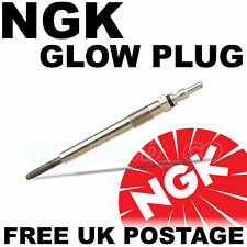 NGK Diesel Heater Glow Plug VAUXHALL OPEL CORSA B 1.5 (METAL ALT) 93-->00 #4305
