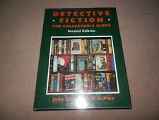 Detective Fiction John Cooper B A Pike 2nd Edition collector's guide Hardback