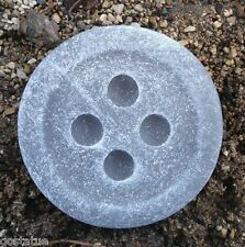 Button plastic mold plaster cement wax soap resin casting mould