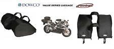 Dowco Fastrax Motorcycle Saddlebags Sportbike Suzuki Gsxr GSX GS Hayabusa 1000