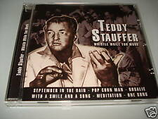 TEDDY STAUFFER WHISTLE WHILE YOU WORK CD ALBUM INSTRUMENTAL EASY LISTENING (YZ)