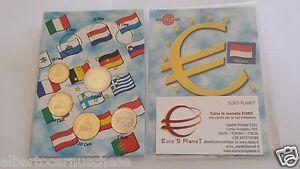 2003 MONACO 5 monete 3,80 EURO fdc UNC Монако 摩納哥