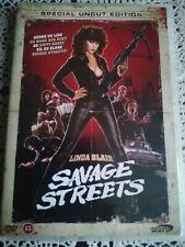 Savage Streets Dvd