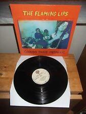 """FLAMING LIPS """"Clouds Taste Metallic"""" LP WB GERMANY 1985  101 006"""