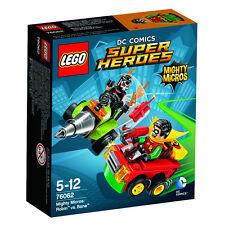 LEGO DC Comics Super Heroes Mighty Micros Robin vs Bane 76062 | SCARCE TOYS