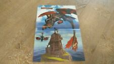 How To Train Your Dragon Magazine Toothless Mini Figure Spin Master Toy Poster