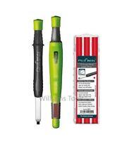 PICA MARKER AUTOMATICO BIG DRY/matita 6060 + 6031 ricarica solo Rosso pk12