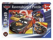 CARS - ABENTEUER AUF DER STRASSE - Ravensburger Puzzle 08001 - 3 x 49 Teile/Pcs.