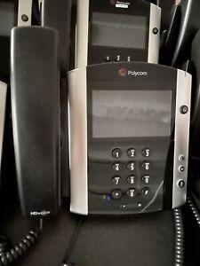 Polycom VVX600 Executive Business Media Phone - Black (2200-44600-001)