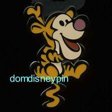 Disney Pin *Stylized Characters* Cute Cartoon Mystery Pack Set - Tigger!