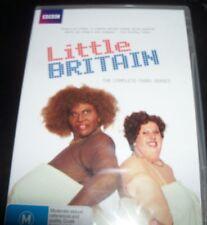 Little Britain The Complete Third Series / Season 3 (Australia Region 4) DVD NEW