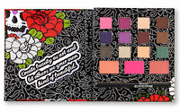 BH Cosmetics Dark Rose Eyeshadow, Blush and Liquid Eyeliner Palette