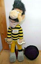 Lucky Luke Averell Dalton Stuffed Toy Stuffed Toy Plush XL 23 5/8in with Ball