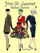Yves St. Laurent Fashion Review (Paperback or Softback)