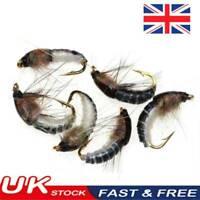 V Fly Size 4//0 Ultimate RV Red Eye Silver Bait Fish Super Predator Special