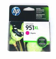 GENUINE HP 951XL Magenta Ink BOX OFFICEJET PRO 8600 8610 8615 8620 NEW (No Box)